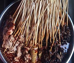 成都名串-冷锅串串香的做法