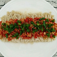 快手菜――剁椒金针菇的做法图解6