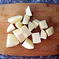 鸡腿炖土豆(电饭煲版)的做法图解4