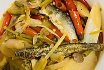酸辣鱼的做法