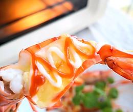 #爱好组-高筋复赛#米其林芝士虾的做法
