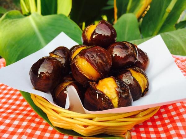 私房美食--香软糖炒板栗的做法