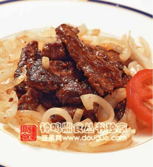 中式牛柳的做法