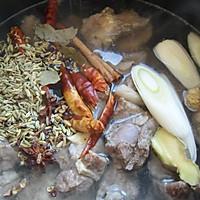 #晒出你的团圆大餐#羊肉白萝卜的做法图解6