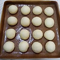 芝麻奶油小餐包(中种)的做法图解7