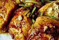 土芹鸡香豆腐的做法