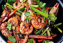 香辣北极虾的做法