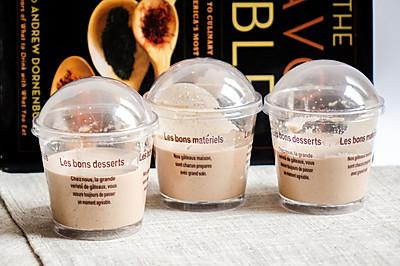 可可香草奶冻——美味无添加糖