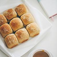 低脂低糖黄豆粉挤挤小面包的做法图解7