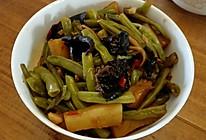 素烧四季豆的做法