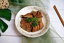 香卤猪肝的做法
