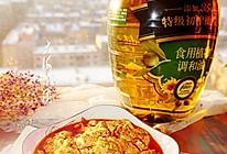 #新春美味菜肴#3步教你做最好吃的麻辣豆腐,嫩滑入味麻辣鲜香的做法