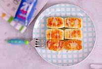 香煎馒头✧儿童早餐的做法