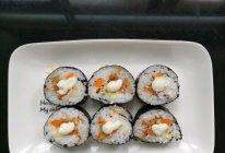 寿司饭团的做法
