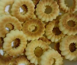 微波炉烤曲奇饼干的做法