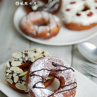 【甜甜圈】动画人物最爱的甜品