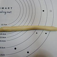 迷你肠仔面包卷(一次发酵)的做法图解6