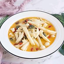 既能当汤又能做菜的上汤菌菇