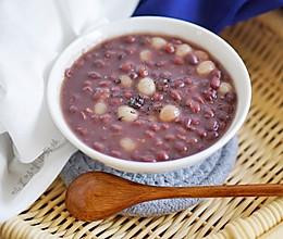 冬日暖心甜品-红豆小汤圆的做法