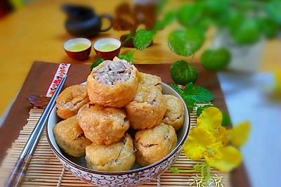 传统客家酿豆腐
