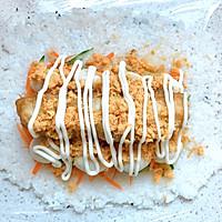 油条糯米粢饭团#人人能开小吃店#的做法图解6