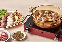 酣畅淋漓地来一锅沸腾的美味吧——牛骨汤火锅的做法