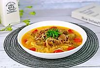 #我们约饭吧#酸汤肥牛卷的做法