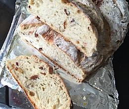 欧式蔓越莓面包的做法