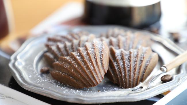 咖啡玛德琳,FASAL法帅蒸烤箱制作的做法