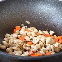 #晒出你的团圆大餐# 咖喱鸡丁土豆饭的做法图解11