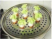 饺子还可以这样吃【水晶白菜蒸饺】的做法图解19