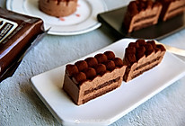 特特特浓巧克力奶油奶酪蛋糕的做法