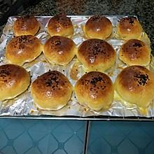 家庭简单烤面包
