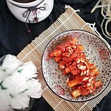 新版锅包肉,自制软嫩排骨