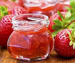 美味草莓酱的做法