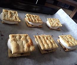 棉花糖饼干的做法