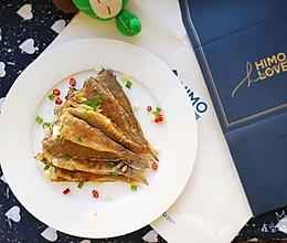 #快手又营养,我家的冬日必备菜品#下酒菜~香酥小黄鱼的做法