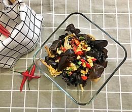 开胃小菜-凉拌黑木耳的做法