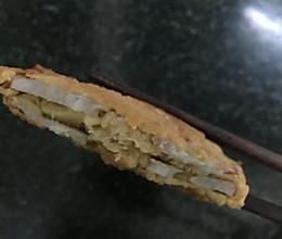 藕夹肉的做法