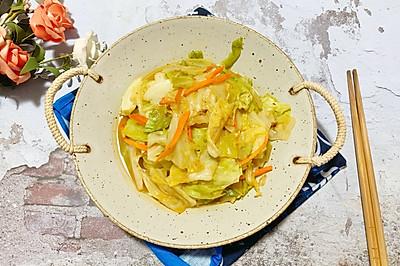 腐乳卷心菜