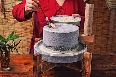 豆味1「生磨豆浆」老味道