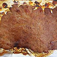 高大上零食:秘制猪肉脯的做法图解10