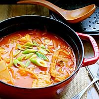 泡菜汤的做法图解13