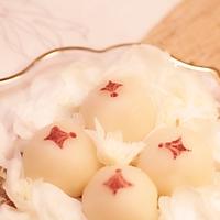 【牡丹花糍】四月国色香,制成糕点更动人(新手易做)的做法图解7