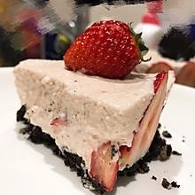 梦幻草莓芝士蛋糕