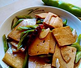 蚝油千叶豆腐的做法