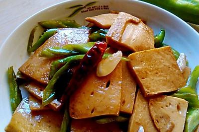 蚝油千叶豆腐