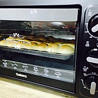牛奶小面包(无油)的做法图解12