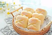 #安佳食力召集,力挺新一年#日式牛奶云朵面包的做法