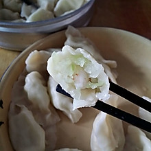 冬瓜虾仁饺子